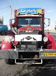 Old Mack Trucks In Iran (please Help To Find Model) - Antique And ...