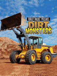 100 Totally Trucks Amazoncom Watch Dirt Monsters Prime Video