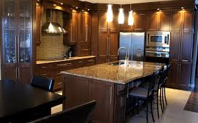 cuisine brun kitchen cool and of contemporary kitchen ideas high