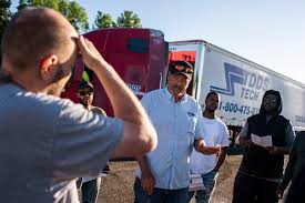 100 Truck Drivers For Hire Americas Severe Trucker Shortage Could Undermine The Prosperous