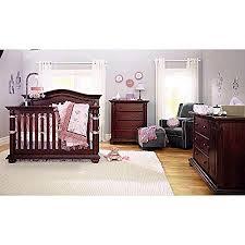 amazon com baby cache heritage double dresser cherry baby
