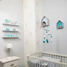etagere pour chambre enfant etagère maison en bois et tissu imprimé pour chambre d
