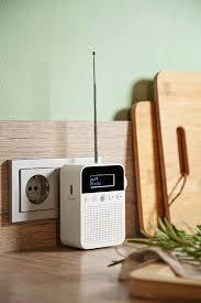 dab steckdosenradio mit bewegungsmelder