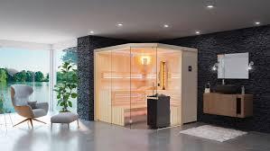 sauna und infrarotkabinen