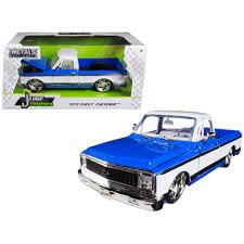 JADA JUST TRUCKS 1:24 1972 CHEVY CHEYEN – Games World