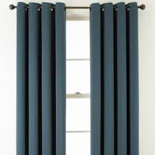 Grommet Top Curtains Jcpenney by Studio Mckenna Room Darkening Grommet Top Curtain Panel Jcpenney