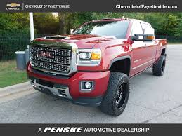 2018 Used GMC Sierra 2500HD 4WD Crew Cab 153.7