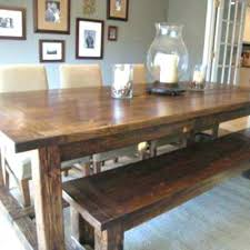 Dining Tables With Benches Room Table Bench Leave A Reply Cancel Farmhouse Backs Uk