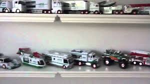 2012 Hess Truck Collection. - YouTube The Hess Trucks Back With Its 2018 Mini Collection Njcom Toy Truck Collection With 1966 Tanker 5 Trucks Holiday Rv And Cycle Anniversary Mini Toys Buy 3 Get 1 Free Sale 2017 On Sale Thursday Silivecom Mini Toy Collection Limited Edition Racer 911 Emergency Jackies Store Brand New In Box Surprise Heres An Early Reveal Of One Facebook Hess Truck For Colctibles Paper Shop Fun For Collectors Are Minis Mommies Style Mobile Museum Mama Maven Blog