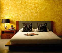 Golden Color Wall Paint Colors 2016 Gold Ochre Is The Trend Colour Par Excellence