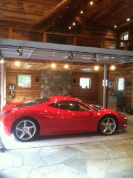 100 Car Elevator Garage PhantomPark Ferrari PhantomPark Shed Design