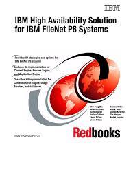 High Availability Implementation FileNet P8
