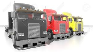German Trucks Stock Photo, Picture And Royalty Free Image. Image ...