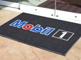 floor mats with logo promomatting custom logo mats commercial floor mats