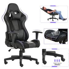 BestOffice PC Gaming Chair Ergonomic Office Chair Desk Chair With Lumbar  Support Headrest Arms Swivel Rolling High Back PU Leather Racing Computer  ... Umi By Amazon Gaming Chair Office Desk With Footrest Computer Chairs Ergonomic Conference Executive Manager Work Pu Leather High Back Merax Racing Recling For Gamers Pc Racer Large Home And Fabric Design Adjustable Armrests Musso Camouflage Esports Gamer Adults Video Game Size Highback Von Racer Big Tall 400lb Memory Foam Chairadjustable Tilt Angle 3d Arms X Rocker 5125401 21 Wireless Bluetooth Audi Pedestal Blackred Review Ultigamechair Dowinx Style Recliner Massage Lumbar Support Armchair Esports Elecwish Widen Thicken Seat Retractable Gtracing Speakers Music Audiopanted Heavy Duty Gt890m Respawn900 In White Rsp900wht Respawn200 Performance Mesh Or Rsp200blu