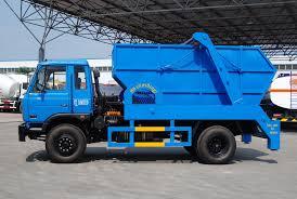 China Sinotruk HOWO 4X2 Swing Arm Garbage Truck - China Garbage ...