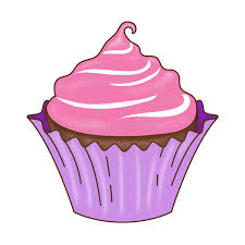 Download Chocolate Cupcake Pink Icing Stock Illustration Illustration