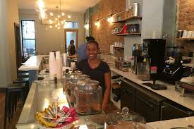 Bed Stuy Fresh And Local by New Cafe On Tompkins Ave Offers U0027down Home Menu U0027 With A Healthy