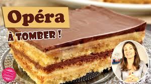 gâteau opéra chocolat et café la recette facile inratable et