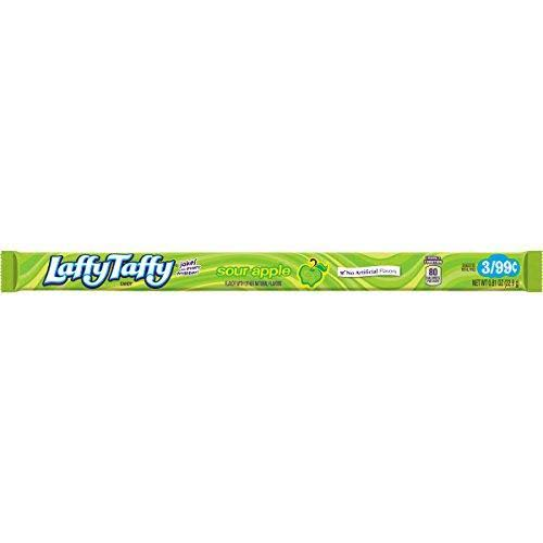 Wonka Laffy Taffy - Sour Apple