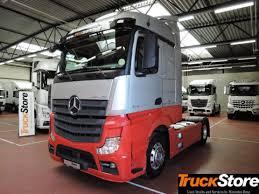 100 Truck Store Mercedes Benz Actros 1845 LS Cab Over Engine Snlcom