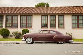 Custom Styling Of The Late-50s: Matt's 1952 Chevy | DrivingLine