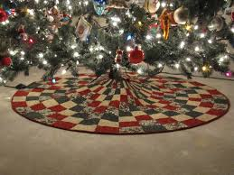 Christmas Tree Shops Lancaster Pa by Christmas Tree Skirt Pattern And 10 Degree Ruler From