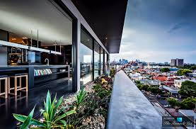 100 Penthouses For Sale In Melbourne Cubo Penthouse Australia Is An Urban Sanctuary PHOTOS