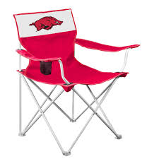 Arkansas Razorbacks Canvas TailGate/Camping Chair Features NCAA ... Folding Wooden Deckchair Or Beach Chair With Striped Red And Stock Ameerah Beauty Professional Foldable Makeup Chair Glam Beauty Jay Grey Acacia And Ivory Canvas Panama Maisons Du Monde Heavy Duty Portable Easy Buy Shop Bamboo Relax Sling Blue Stripe Free Directors Tall Wood With Canvas Seat And Back Magic 14 L X 13 W 17 H Teak Camp Stool Seat Metal Tall Directors Alinumblack Hire Style All Things Cedar Cushion Modish Store Ldon By Gnter Sulz For Behr 1970s Sale