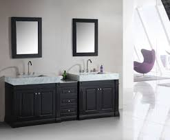 Bathroom Double Vanity Dimensions by Double Sink Vanity Sizes Size Double Vanities 51 60 Inches
