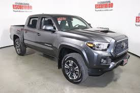 New 2019 Toyota Tacoma 4WD TRD Sport Double Cab Pickup In Escondido ... Preowned 2014 Toyota Tacoma Sr5 Extended Cab Pickup T21144a Trucks For Sale Nationwide Autotrader New 2018 Trd Sport Double In Escondido Is A Truck Well Done Car Design News Pro Rare Cars Miramichi 2019 4wd Crew Gloucester 2016 Off Road Hiram For Garden City Ks 3tmcz5an0km198606 Tuscumbia Truck Of The Year Walkaround Sale Houston Tx Mike Calvert 2017 San Antonio
