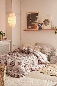 plum bow kerala medallion comforter snooze set urban outfitters