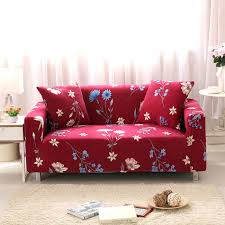Ektorp Sofa Bed Cover Red by Compare Prices On Elastic Sofa Cover Online Shopping Buy Low