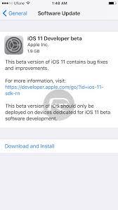 Download iOS 11 Beta 7 & Install iPhone 7 7 Plus 6s 6 SE