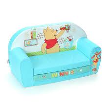 Canap En Mousse Winnie L Ourson Canapé Mousse Sofa Tidy Disney Baby Winnie L