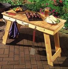 Build A Picnic Table Out Of Pallets by Diy Foldable Bbq Table I Think I Could Even Get A Lot Of The