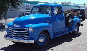 100 Older Chevy Trucks Old BT Custom Rod Restoration