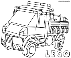 Download Coloring Pages Lego City To Print