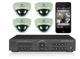 Home Security Camera System Mobile Apps