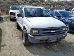 100 Trucks For Sale Reno Nv 1995 Chevrolet S Truck S1 For Sale At Copart NV Lot 29520549