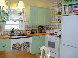 146 Best Vintage Kitchen Ideas Images On Pinterest