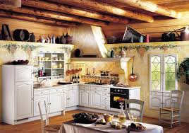 Country Kitchen Themes Ideas by Interesting Country Style Kitchen Cabinets And Country Kitchen