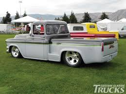 1956 Ford F-100 & 1956 GMC Truck - Hot Rod Network No Reserve 1956 Gmc Series 100 For Sale On Bat Auctions Sold Panel Truck Ideal Classic Cars Llc Deluxe Edition Pickup S55 Monterey 2013 Gmc Car Stock Photos Sale Classiccarscom Cc1079952 File1956 Halfton Pick Up 54101600jpg Wikimedia Commons Sonardsp Sierra 1500 Regular Cabs Photo Gallery At Cardomain Pickup Truck Print White 500 Pclick Chips Chevy Trucks Luxury File Blue Chip Pick Up 1957 Gmc Coe Cabover Ratrod Gasser Car Hauler 1955 Chevy Other Truck Hotrod Chevrolet Pontiac Drag Custom