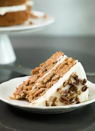 Gluten Free Carrot Cake or Cupcakes