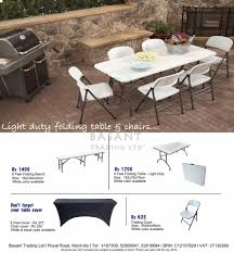 Promo Valid Till 20 July 2019 6 Feet... - Basant Trading Ltd ... Oakville Fniture Outdoor Patio Rattan Wicker Steel Folding Table And Chairs Bistro Set Wooden Tips To Buying China Bordeaux Chair Coffee Fniture Us 1053 32 Off3pcsset Foldable Garden Table2pcs Gradient Hsehoud For Home Decoration Gardening Setin Top Elegant Best Collection Gartio 3pcs Waterproof Hand Woven With Rustproof Frames Suit Balcony Alcorn Comfort Design The Amazoncom 3 Pcs Brown Dark Palm Harbor Products In Camping Beach Cell Phone Holder Roof Buy And Chairswicker Chairplastic Photo Of Green Near 846183123088 Upc 014hg17005 Belleze