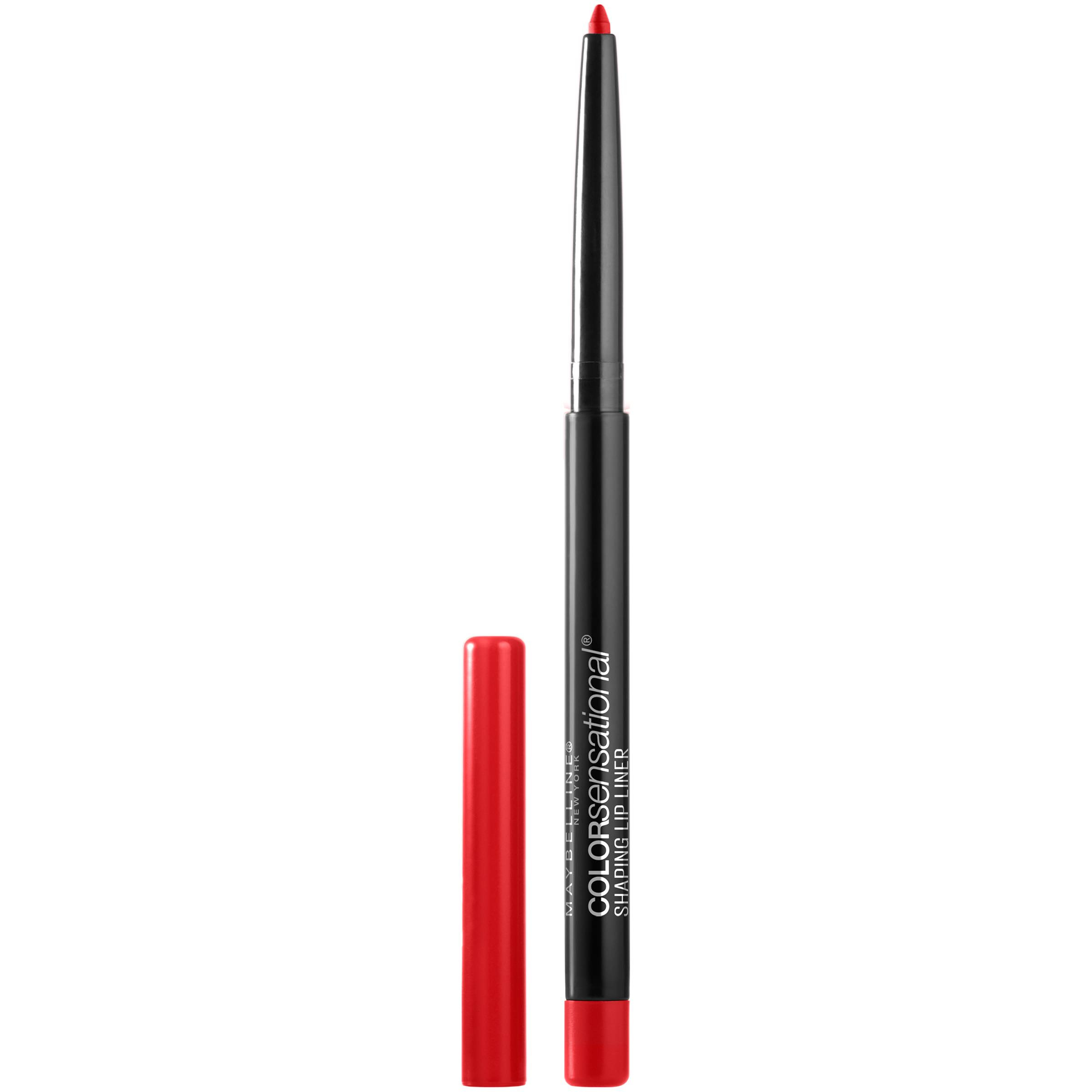Maybelline Makeup Color Sensational Shaping Lip Liner - Very Cherry, 0.01oz