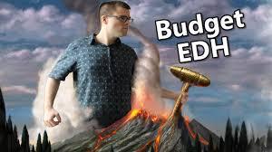 budget purphoros edh deck tech youtube