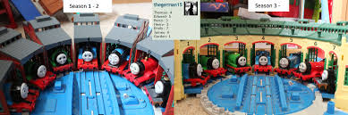 Trackmaster Tidmouth Sheds Youtube engines sleeping at tidmouth shed closed by mrathehedgehog on