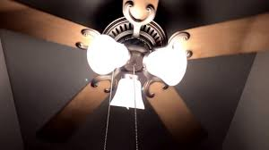 Harbor Breeze Ceiling Fan Light Not Working by Ceiling Fan That Turns Slow How I Fixed The Problem Capacitor