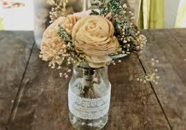Rustic Wedding Flower Centerpieces Unique Shower Ideas Party Decoration